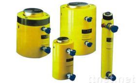 De dubbelwerkende hydraulische hydraulische hulpmiddelen van de cilinder hydraulische cilinder