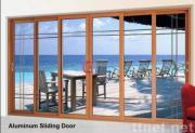 Aluminium profiles windows and doors curtain wall louver and shutters hand railing