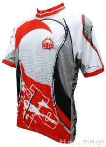 Sublimation Transfer Cycling Jersey