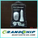 3 in 1 Charger kit for iPhone iPad