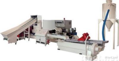 PE,PP film recycling production line