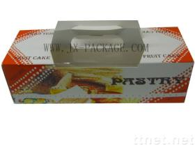 imballaggio della torta