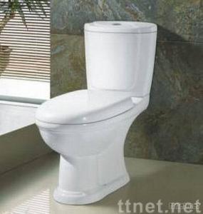 two piece toilet 814