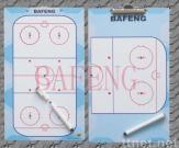Ice-hockey clip board