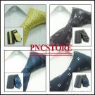 ilk necktie set 100% silk ties+hankerchief+cufflinks beautiful gift box,MSL003