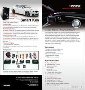 Sell Keyless eginee start system