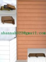 wood plastic wall panel board