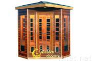 sauna (outside type)