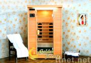 infrared sauna (for two person)