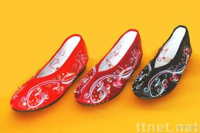 Princess Embroidery Shoes,Embroidery Shoes