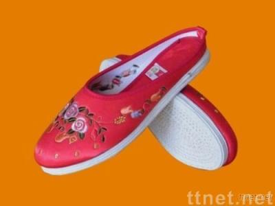 Embroidery Shoes,Embroidery Slipper