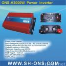 Car Power Inverter 3000