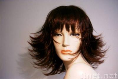 Wig     Synthetic Hiar
