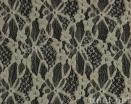 Embroidered Elastic Fabric