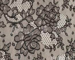 Nylon Net Lace Fabric