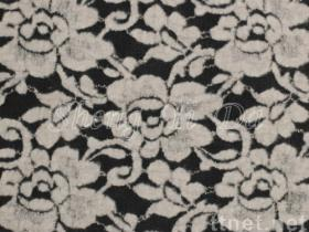 Jacquard Lace Fabrics