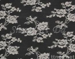 Pure Nylon Lace Fabric