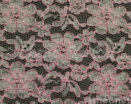 Beautiful Flower Lace Fabric