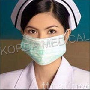 3-Ply Disposable Surgical Face Mask with ear loop N95
