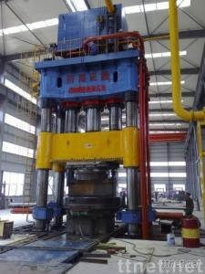 Oil Hydraulic Open Die Forging Press