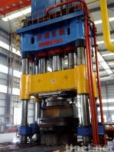 Hydraulic Hot Die Forging Press