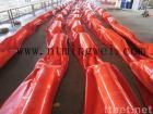 PVC boom