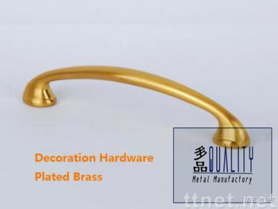 Zinc/Alum-alloy Die Casting Door Handle