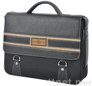 brand leather briefcase
