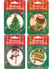 Christmas Glitter Stickers(GL601)