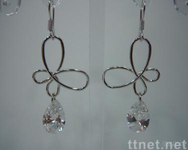 Fashion rhinestones Earrings