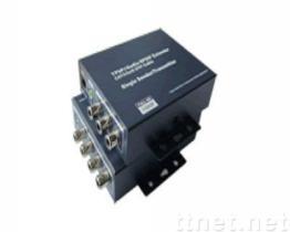 Ypbpr-audio/Cat5 Zender Spdif & Ontvanger