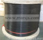 plastic coated wire rope