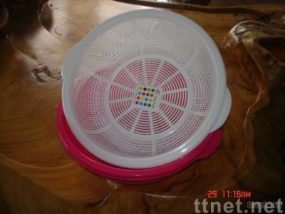 Plastic Household Basket