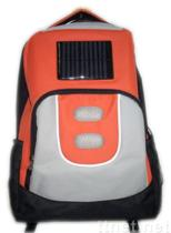 Backpack with Solar Panel