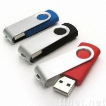 旋回装置USBのフラッシュドライブ