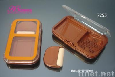 compact powder case