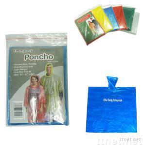 Emergency Poncho /Hot Promotional Gift