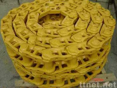 excavator bulldozer track link,track chain,track link assembly