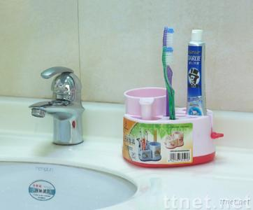 Toothbrush Holder & Bath Accessories