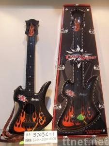 toy musical instrument, innovative toy, model toy, Battery operated toy, toy guitar with music, classical toy guitar,