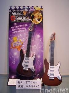 guitar, musical toy guitar, toy mini guitar, cartoon toy guitar, electronic toy guitar, plastic toy guitar,