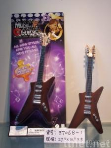 classical toy guitar, novel toy, mini simulated guitar, mini wireless guitar,
