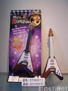 music guitar, toy musical instrument, innovative toy, model toy, Battery operated toy,  classical toy guitar,