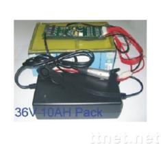 E-Roller nachladbare Batterien