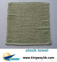 voorraad stocklot closeout overstock Handdoek