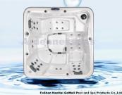 Ardennesspas-Vichy whirlpool spa massage bathtub