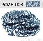 Headwear de múltiples funciones/bufanda; piel de ante; rabieta; amortiguar; pasamontañas; bufanda inconsútil; 8 en 1 venda