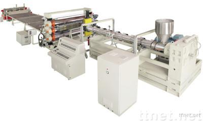 PE Sheet Production Line