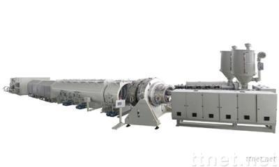 PE/PP Pipe Extrusion Machine