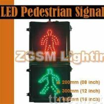 LED Traffic Light-Red Green Walkman Pedestrian Signal